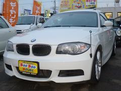 BMW135iHDDナビBモニタ サンルーフ レザー Mスポ