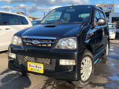 テリオスキッドカスタムX 4WD キーレス 全国保証付