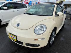 VW ニュービートルカブリオレLZ 茶幌 新品交換予定