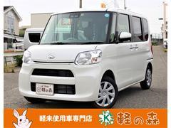 タントX SAIII 両側スライドドア エコアイドル 自動ブレーキ