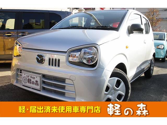 マツダ GL 軽自動車 届出済未使用車 キーレスキー シートヒーター