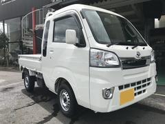 ハイゼットトラックジャンボ 3年間距離無制限保障 4WD フォグ 作業灯