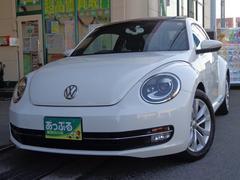 VW ザ・ビートルデザインレザーパッケージ スライディングルーフ SDナビ