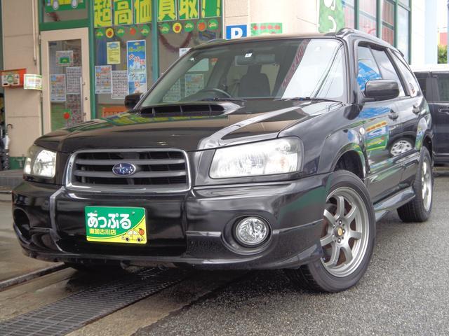 スバル XT ターボ 4WD 社外17インチアルミ エアロ HID
