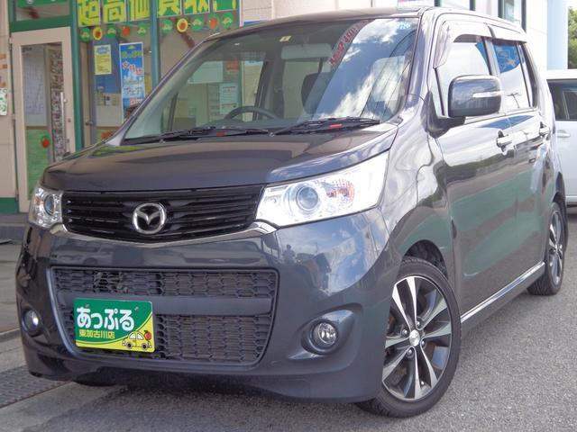 マツダ XT ターボ 車高調 社外マフラー CD HID アルミ