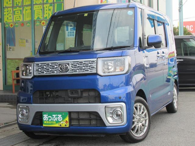 トヨタ X SA ターボ HDDナビ地デジバックカメラ両側パワスラ