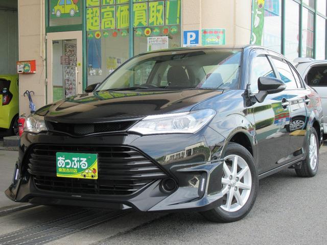 トヨタ 1.5G 5MT1オナHDDナビTRD仕様セーフティセンス