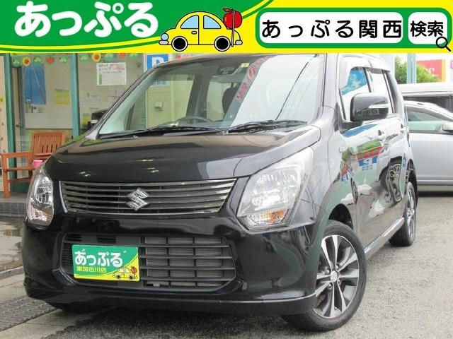 スズキ 20周年記念車 純正メモリーナビBカメラHIDオートライト
