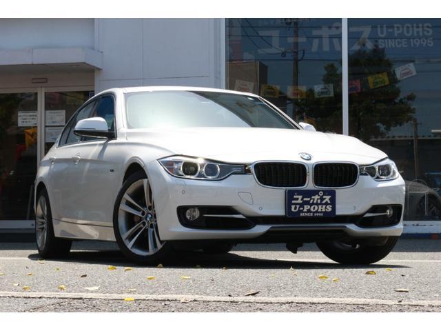 BMW 3シリーズ アクティブハイブリッド3 スポーツ ワンオーナー・ブラックレザーシート