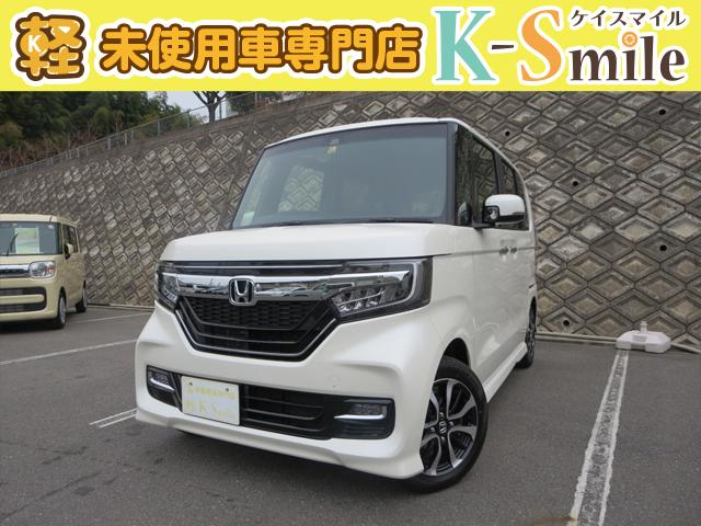 NBOXカスタム(ホンダ)G・Lホンダセンシング 中古車画像