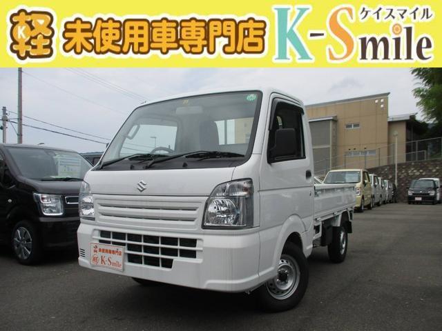 スズキ KCエアコン・パワステ 2WD 5MT セーフティサポート
