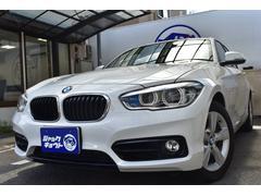 BMW118d スポーツ 純正HDDナビ インテリセーフ 新車保証