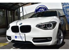 BMW116i スポーツ 1オーナー 禁煙車 ディーラーメンテ