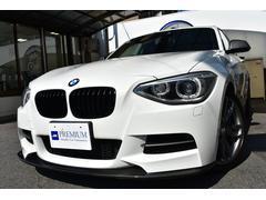 BMWM135i カーボンリップ HDDナビ フルセグ Bカメラ