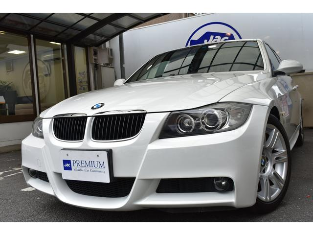 BMW 320i Mスポーツパッケージ 6MT 1オナ D記録簿