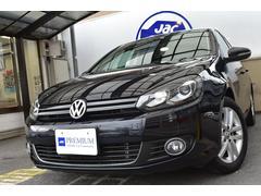VW ゴルフTSIコンフォートラインプレミアムエディション 1オナ 禁煙