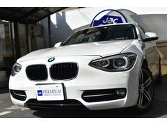 BMW116i スポーツ 1オナ 赤革 ナビ Bカメラ Cアクセス