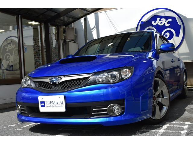 スバル インプレッサ WRX STI Aライン タイベル交換済 車高調 マフラー