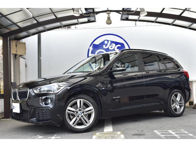 BMW X1 xDrive 18d Mスポーツ ユーザー様直接仕入れ インテリセーフ レーダークルーズ 純正ナビ バックカメラ LEDヘッド オートトランク Cアクセス HUD PDC 純正18AW ミラーETC シートヒーター ドラレコ 禁煙車