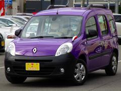 ルノー カングークルール ワンオーナー禁煙車 42台限定色 純正シートカバー
