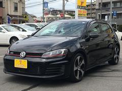 VW ゴルフGTIベースグレード DCCパッケージ 純正ナビTV ACC