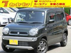 ハスラーG 4WD 純ナビTV レーダーサポートB エネチャージ