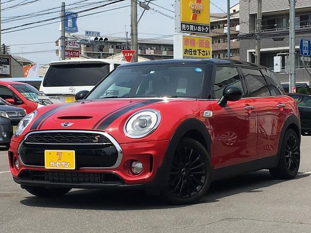 MINI MINI クーパーS クラブマン 新車保証 純正ナビBカ...