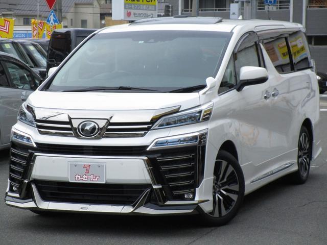 トヨタ 2.5Z G-ED モデリスタ 3眼 デジタルミラー WSR