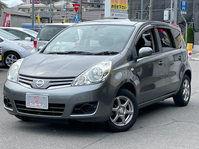 日産 15X SV+プラズマ ユーザー買取車 ワンオーナー 禁煙車 インテリキー ETC 社外CDプレーヤー 社外14インチアルミホイール