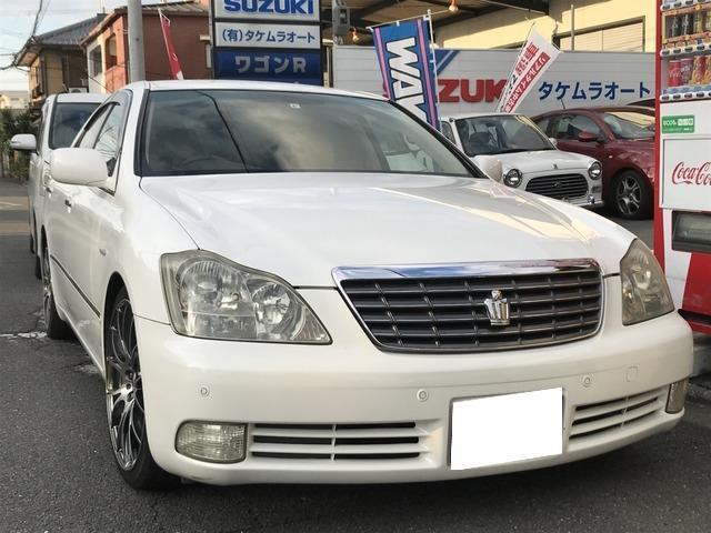 「トヨタ」「クラウン」「セダン」「京都府」の中古車