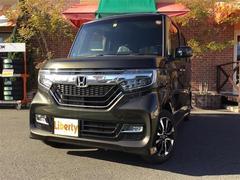 N BOXカスタムG EX SENSING 届出済未使用車