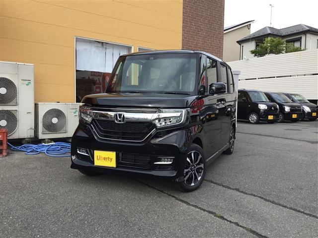 ホンダ N-BOXカスタム G L Honda SENSING スマート