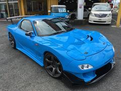 RX−75型 新品OH済みエンジン 雨宮ブルーNEW全塗装済み