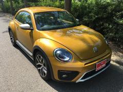 VW ザ・ビートルDUNE限定車 ターボ 新車保証付き 純正ナビシステム