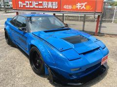 180SX5MT GT−RSタービン 403馬力 パワーFC ロケバニ