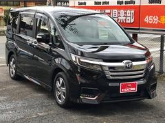 ステップワゴンスパーダハイブリッド G・EX ホンダセンシング 新車保証 ETC