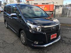 エスクァイア特別仕様Gi ブラックテーラード 新車保証 モデリスタエアロ