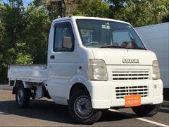 キャリイトラックKCエアコン・パワステ・4WD・5速マニュアル