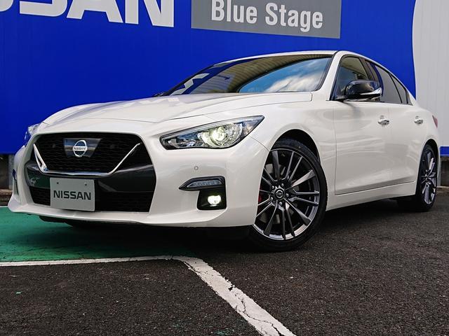 日産 400R 400馬力 登録済未使用車 LEDヘッドライト 踏み間違い防止 車線逸脱 ツインターボ 全周囲カメラ 電動サンルーフ