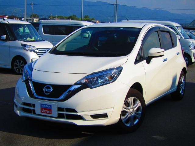 「日産」「ノート」「コンパクトカー」「奈良県」の中古車