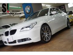 BMW530iハイラインPKG ナビ サンルーフ 黒革 18AW