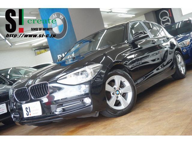 BMW 116iスポーツ HDDナビ フルセグTV Bカメラ