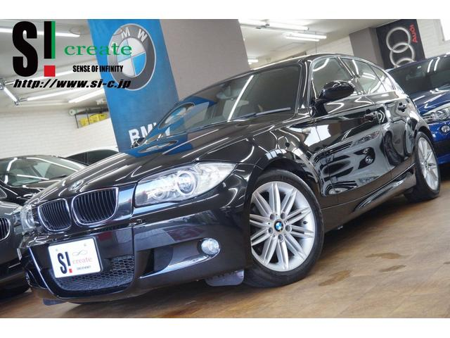 BMW 116i Mスポーツ HDDナビ Bカメラ