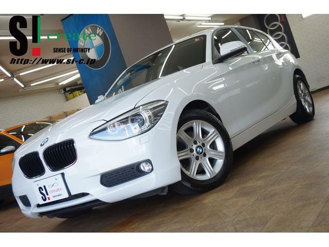 BMW 1シリーズ 116i 純正HDDナビ Bluetooth USB AUX スマートキー プッシュスタート アイドリングストップ HID オートライト ETC