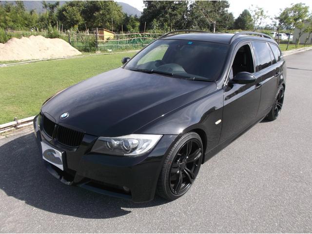 BMW 320iツーリング Mスポーツ ナビ