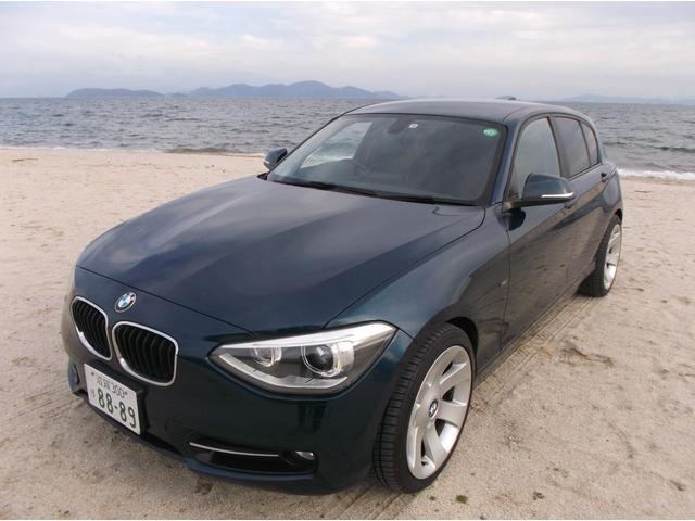 BMW 1シリーズ 116i スポーツ ナビ ETC バックカメラ