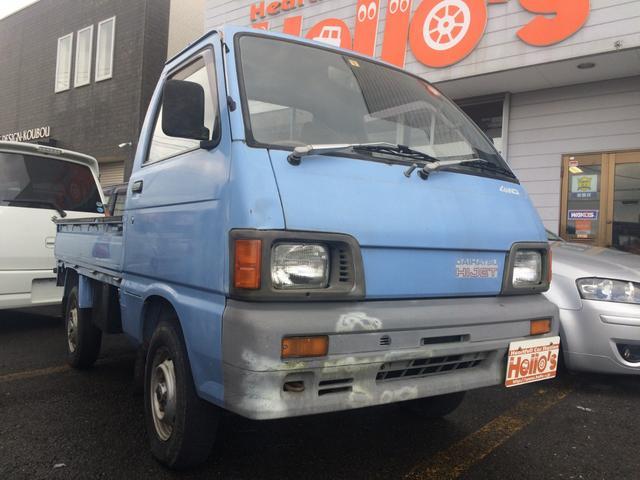 ダイハツ ハイゼットトラック 4WD 4速 (なし)