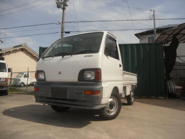 三菱 マイティ 切り替え式4WD