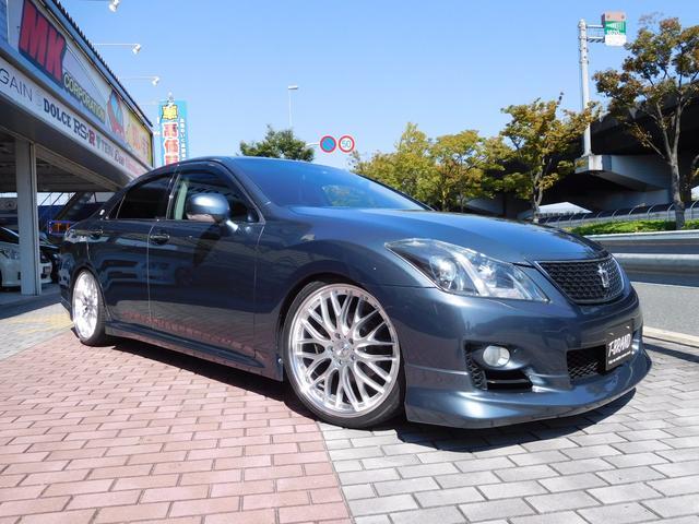 トヨタ 2.5アスリート A-ED 新品TEIN車高調 新品20AW