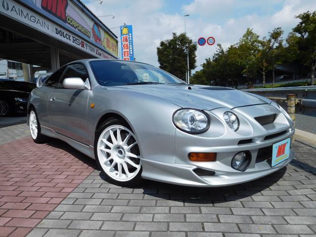 トヨタ GT-FOUR後期最終型 VARIS TEIN BLITU